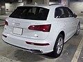 Audi Q5 45 TFSI quattro (DBA-FYDAXS) rear.jpg