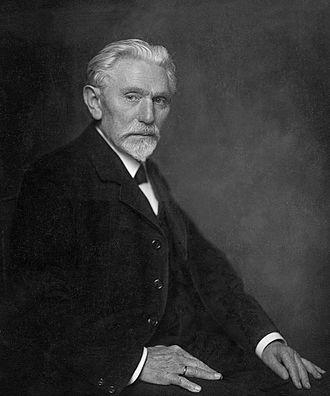 August Bebel - August Bebel c. 1910
