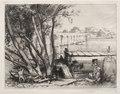 Auguste Louis Lepère - Le Pont de Poissy - 1920.622 - Cleveland Museum of Art.tif