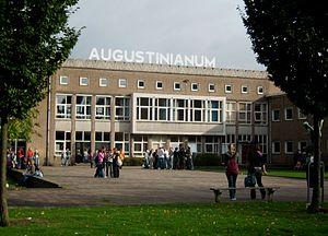 Scholengemeenschap Augustinianum - The school building