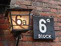 Auschwitz I Camp - Prisoner Block 6a - Oswiecim - Poland - 07.jpg