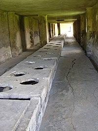 Auschwitz wc