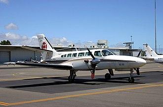 Reims Aviation - Reims F406