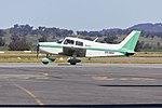 Australian Indigenous Business Services (VH-RAX) Piper PA-28-140 Cherokee Cruiser taxiing at Wagga Wagga Airport.jpg