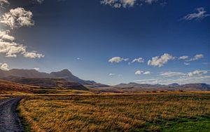 Skorradalshreppur - Image: Autumn Scene (5047847813)