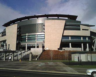 Oregon Ducks - Autzen Stadium.