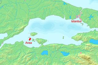 Avşa island