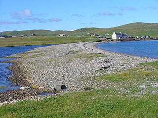 North Roe Human settlement in Scotland