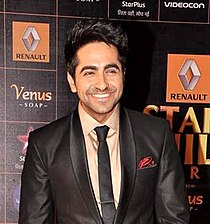 Ayushmann Khurrana at the Star Guild Awards 2013.jpg
