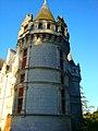 Azay-le-Rideau, tower.jpg