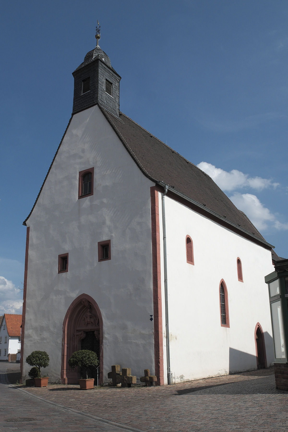 Martinskapelle (Bürgstadt) – Wikipedia