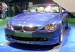 2009 BMW Alpina B7 Photo
