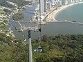 BALNEÁRIO CAMBORIÚ (Vista do Bondinho Aéreo), Santa Catarina, Brasil by Maria de Lourdes Dalcomuni (Ude) - panoramio (2).jpg