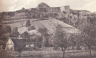 Kościuszko Mound - Kościuszko Mound, 1930s