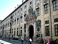 BAVIERA. MÚNICH. Residenz (fachada occidental).jpg