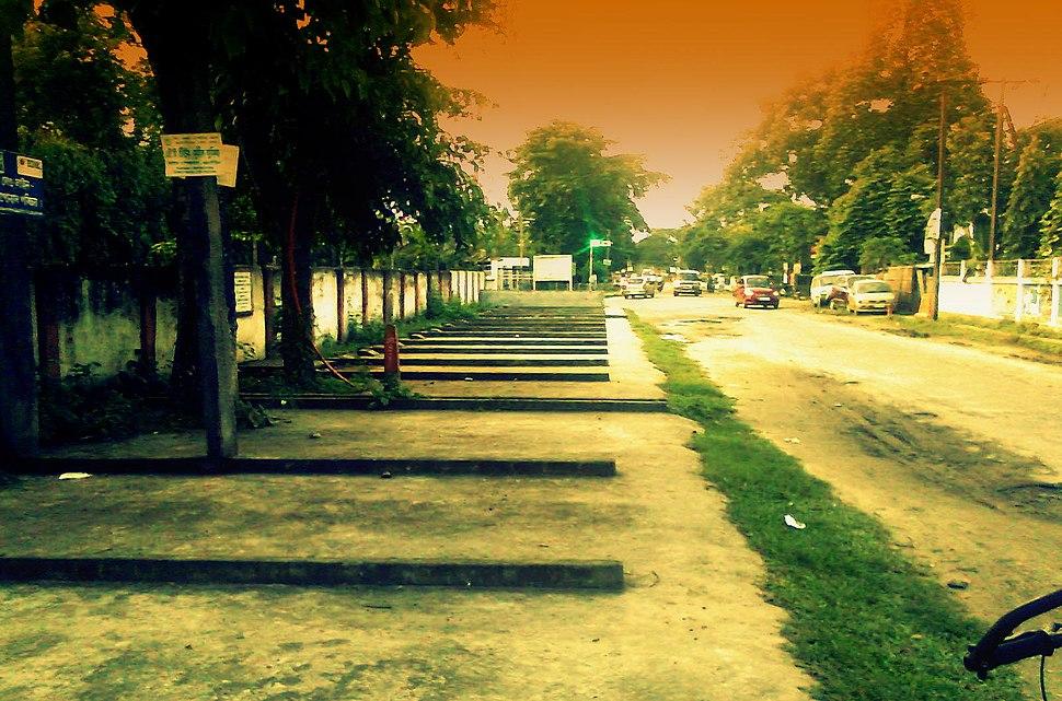 BGR Township gate