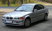 BMW 320i (previous generation, pre-update)