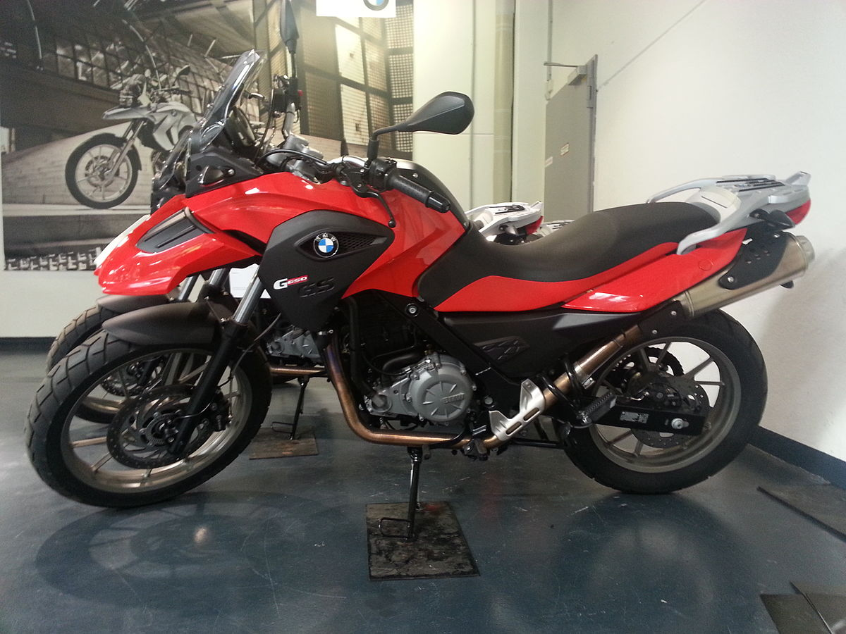 Bmw G 650 Gs Wikipedia