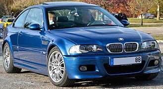 BMW 3 Series (E46) - BMW M3