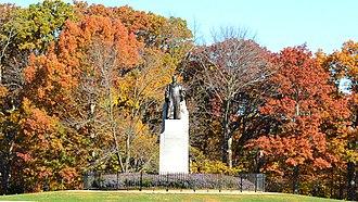 St. Louis County, Missouri - Image: Babler Memorial 20131102 114
