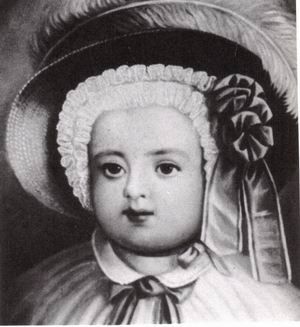 Prince Carl Oscar, Duke of Södermanland - Image: Baby Carl Oscar