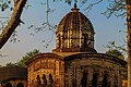 Back side view of Radha Madhab Temple, Bishnupur, Bankura.jpg