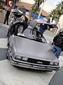 Back to the Future II Delorean front (5134039663).jpg