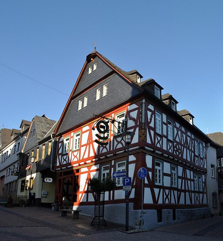 File:Bad Camberg, Strackgasse 4.jpg