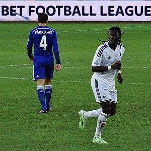 Olympique Lyonnais–AS Saint-Étienne rivalry - Bafétimbi Gomis joined Lyon from Saint-Étienne in 2009.