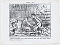 Baigneurs commençant à trouver qu'en septembre..., from Croquis d'Été, published in Le Charivari, September 3, 1858 MET DP876721.jpg