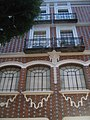 Balcones en Calle 5 de mayo, Puebla. - panoramio.jpg