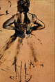 Ballet Dancer Facing Inward, Hands on Hips - Edgar Degas.png