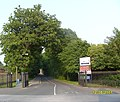 Ballymun road entrance.JPG