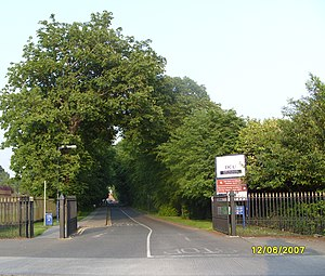 Dublin City University - Lime Avenue (Ballymun Road Entrance)
