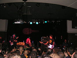The Breeders in 2008