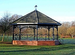 Bandstand, Riverside Meadows, Stourport-on-Severn - geograph.org.uk - 1625981.jpg
