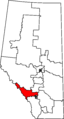 Banff–Airdrie 2013 Riding.png