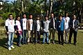 Bangladeshi Wikimedians - Bengali Wikipedia 10th Anniversary Celebration - Jadavpur University - Kolkata 2015-01-10 3111.JPG