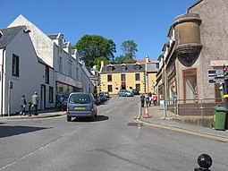 Bank Street, Portree