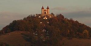 Kalvária Banská Štiavnica - Image: Banska stiavnica kalvaria