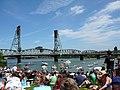 Barack Obama Rally, Portland, Oregon; Tom McCall Waterfront Park (2503540211).jpg