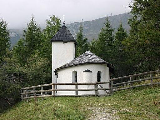 Barbarakapelle (Schrofenalm)