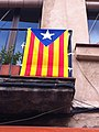 Barcelona. Catalonian Flags - panoramio (2).jpg