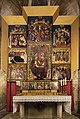 Barcelona Cathedral Interior - Chapel of St. Martin of Tours and St. Ambrose of Milan by Joan Mates 1415.jpg