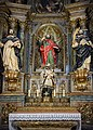 Barcelona Cathedral Interior - Chapel of St. Paul and St. Cajetan.jpg