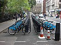 Barclays Cycle Hire Soho Square docking station 028.jpg