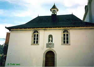 Barcus - A Chapel in Barcus