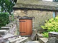 Barn Door,Thorpe Fold, Almondbury - geograph.org.uk - 859522.jpg