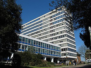 British Ever Ready Electrical Company - Barnet House (formerly Ever Ready House), 2007
