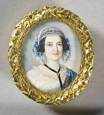 Baroness Lehzen, 1842 by Koepke.jpg